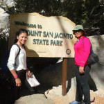 Mount Jacinto State Park in Palms Springs, California