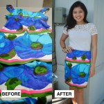 DIY: How To Make Skirts Out Of Dresses