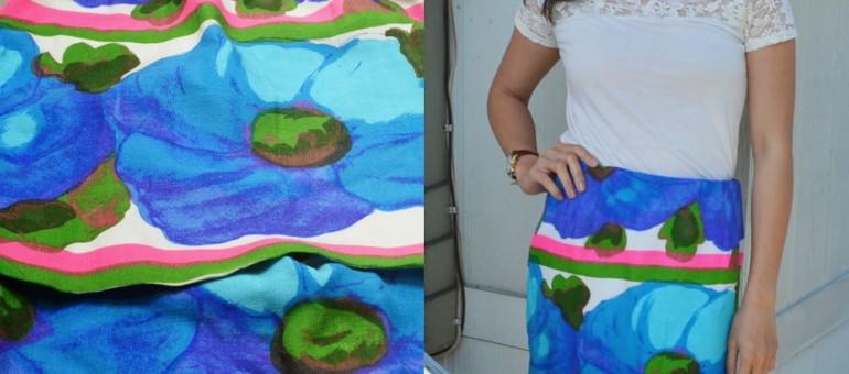 floral-skirt