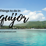 TRAVEL: Siquijor Island, Philippines