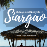What To Do In Siargao, Philippines