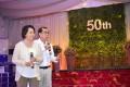 Julius and Nelia celebrate their 50th Wedding Anniversary