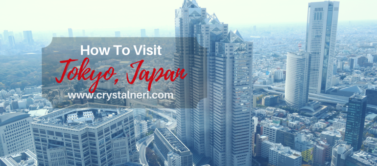 how to visit tokyo japan