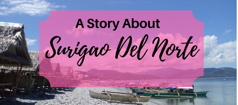 A story about surigao del norte by crystal neri